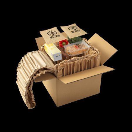Χαρτί μόνωσης για ψυχρά & νωπά τρόφιμα (Cold Chain)